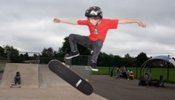Ramping up for the annual Skate Jam 2014