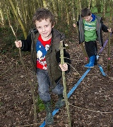 Play Rangers at Leavesden Country Park