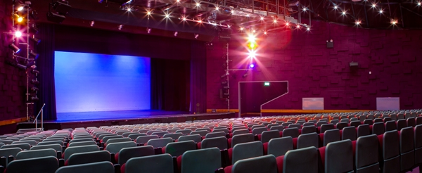Auditorium - new