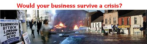 Would your business survive a crisis?