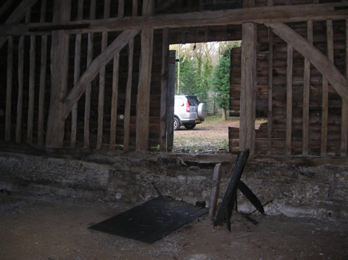 Croxley Hall Barn