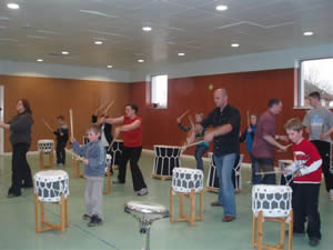 The Music Studio at The Centre, South Oxhey