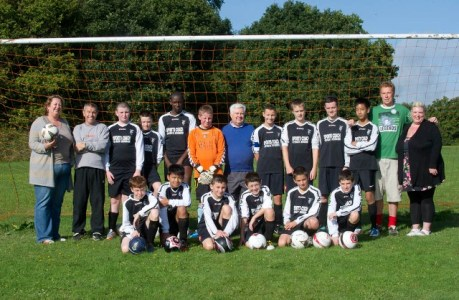Oxhey United FC under 14s