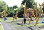 Fun day in the sun at Bedmond Play Area