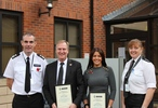 Police commendation for Community Safety officer at Three Rivers District Council