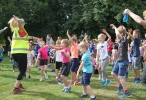 Junior parkrun launches in Leavesden