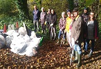 Three Rivers and the South Oxhey community litter pick