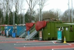Don't fly tip at Household Waste Recycling Centres