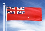 Three Rivers District flies the Red Ensign