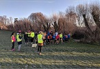Three cheers for South Oxhey parkrun