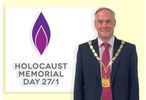 Council political leaders united as they mark Holocaust Memorial Day