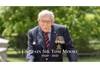 Captain Sir Tom Moore 1920-2021