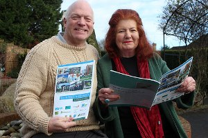 Councillors Stephen Giles-Medhurst and Ann Shaw