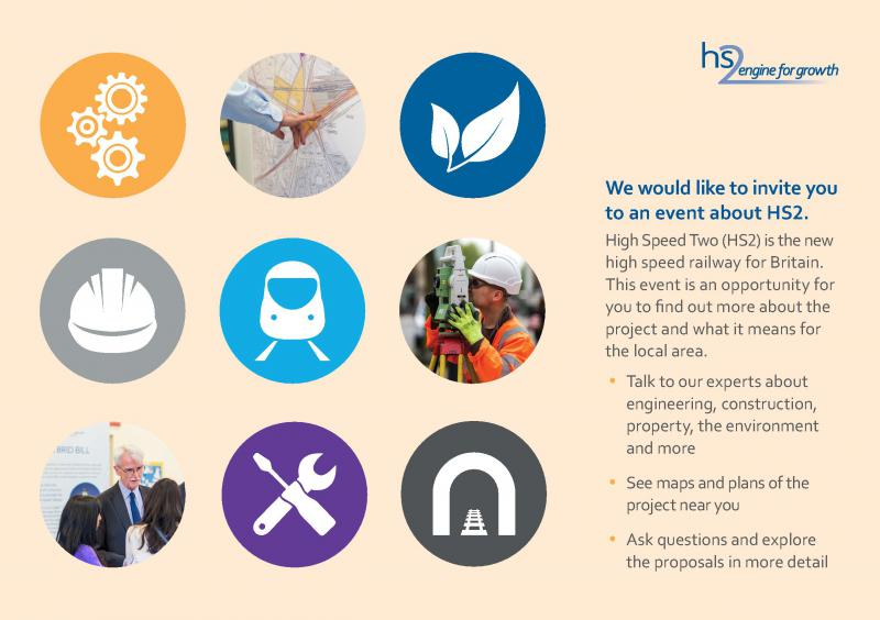Image result for hs2 engagement event