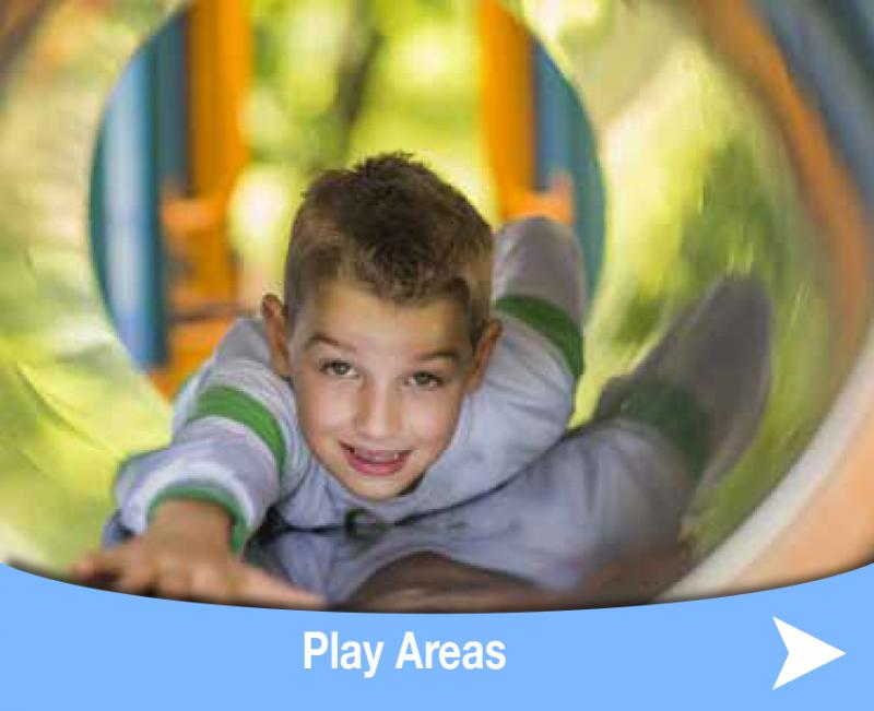 Play area tunnel